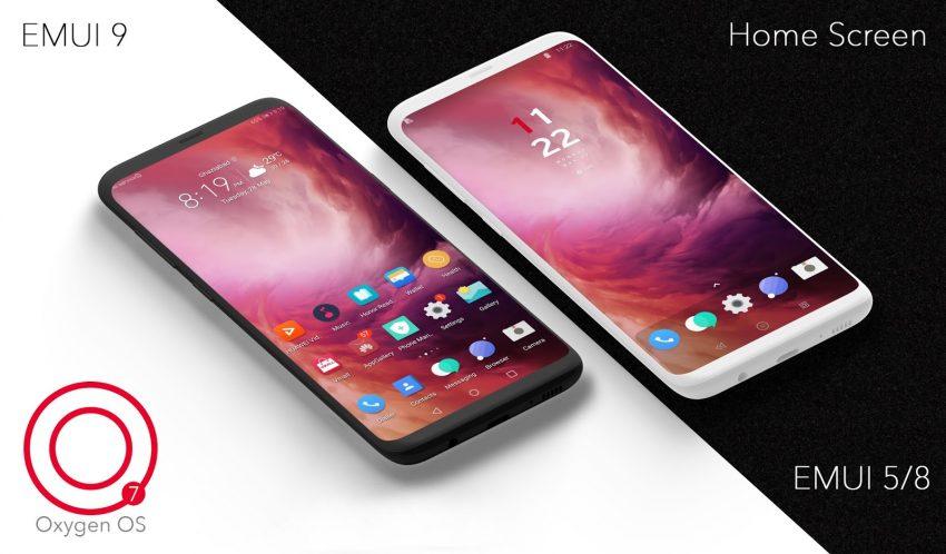 OnePlus-7-Oxygen-OS-EMUI5-EMUI8-EMUI9-theme-1