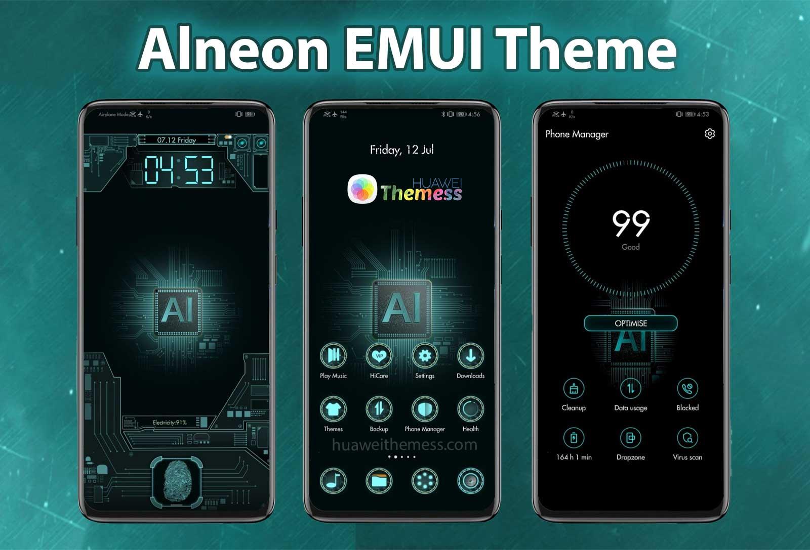 Huawei & Honor Themes | Huawei for EMUI Theme