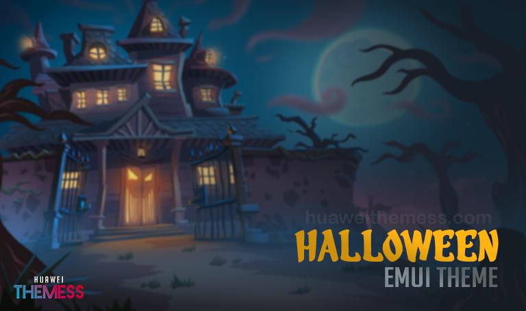 halloween-emuitheme EMUI 10/10.1 EMUI 5.0/5.1 EMUI 8.0/8.1 EMUI 9.0/9.1